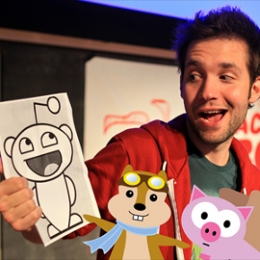 Speaker Announcement: Alexis Ohanian