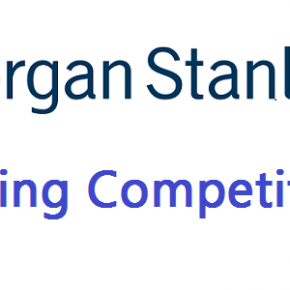 Now Open: Morgan Stanley Coding Competition